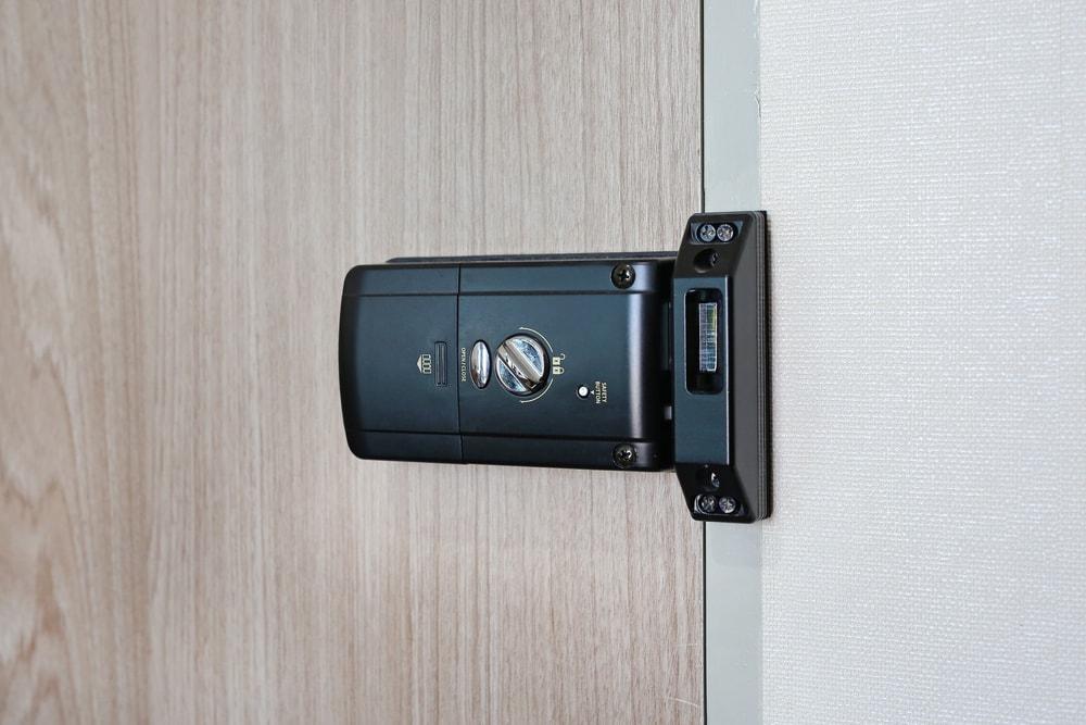 domotica puerta seguridad